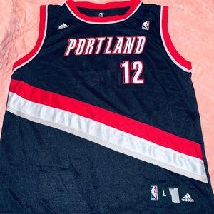 Portland blazers jersey!